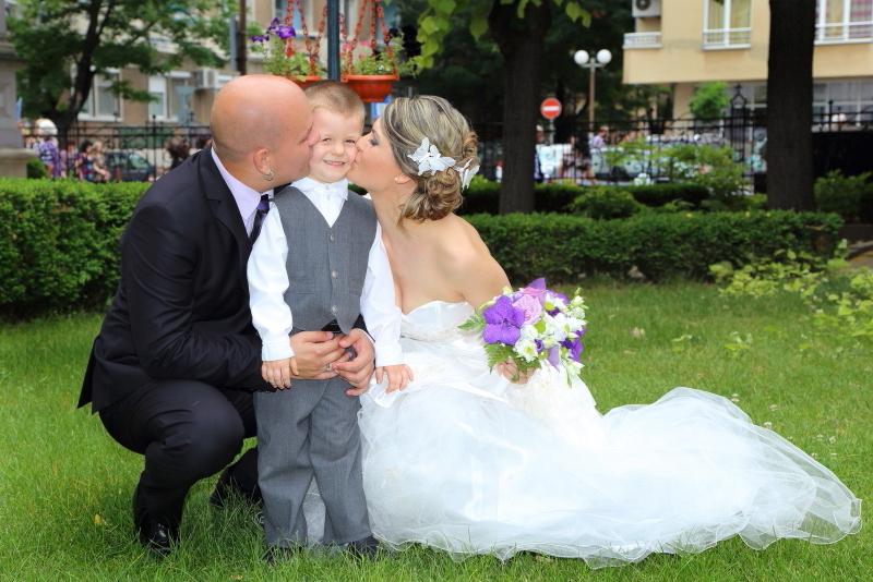 Сватбата на Гришо и Ралица